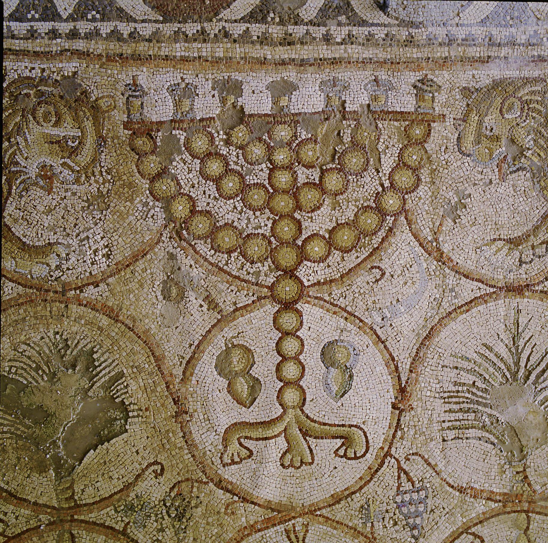Langgut Mosaique